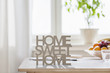 canvas print picture - Home Sweet Home