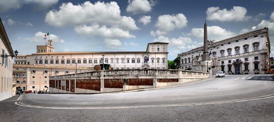 Palazzo del Quirinale e Palazzo della Consulta, Roma