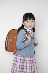 a new student for elementary school