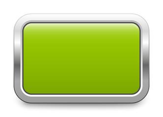 light green metallic button template