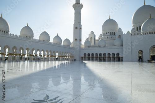 Fotobehang Dubai Jumeirah mosque