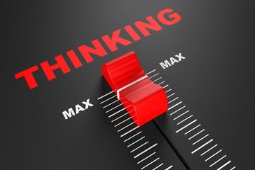 Max Thinking Value Mixer Slider
