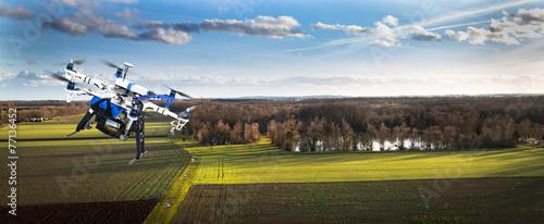 Photographie aérienne - 77136452