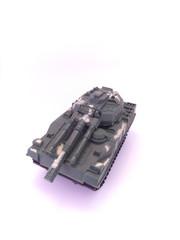 侵略する戦車・戦争