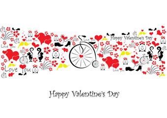 Valentines Day Gift Card - Unisex