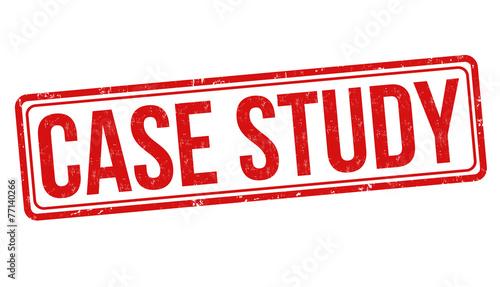 Case study stamp