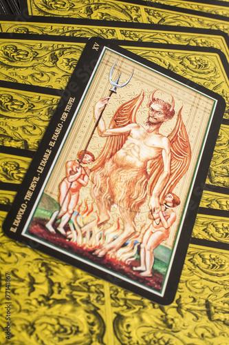 Tarot 07 Poster