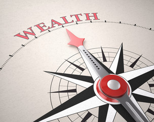 Direction of Wealth