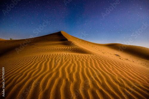 Foto op Aluminium Marokko Sahara