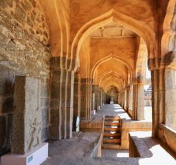 Elephant stables, Hampi, Karnataka, India (UNESCO World Heritage