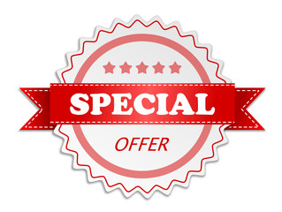 Button special offer