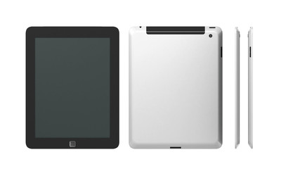 Tablet PC from all sides