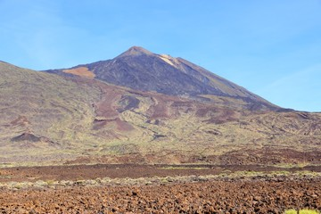 Pico del Teide - volcano in Tenerife