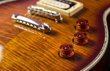 Potenciómetros guitarra