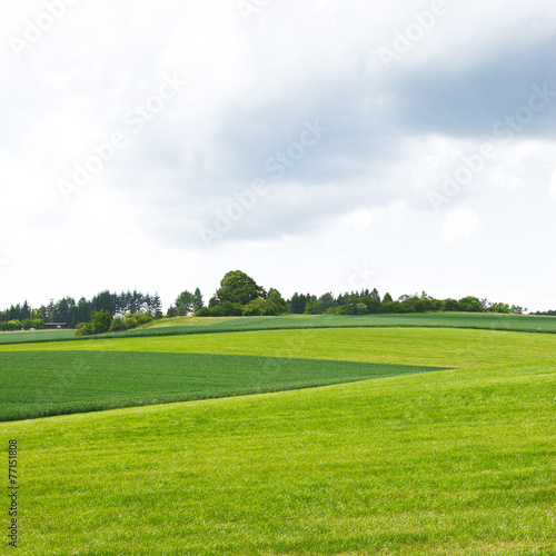 canvas print picture Landschaft