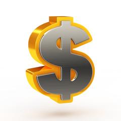 Dollar currency symbol