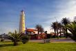 Leinwanddruck Bild - Punta del Este