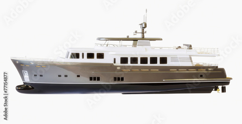 Foto op Aluminium Beijing scale model yachts, left
