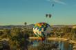 Hot Aire Balloons Lake Havasu - 77155060
