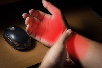 Carpal tunnel syndrome,wrist pain
