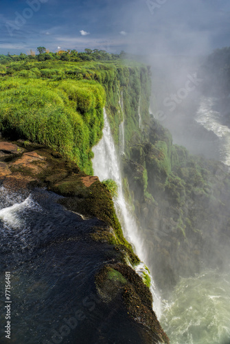 Iguazu falls - 77156481