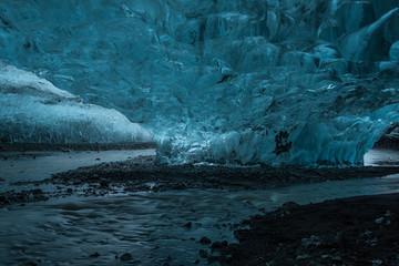 Gletscherhöhle im Breiðamerkurjökull | Island