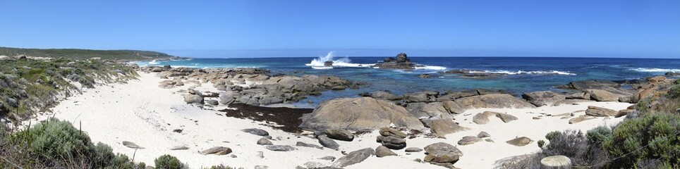 redgate Beach at Cape Leeuwin National Park, Western Australia