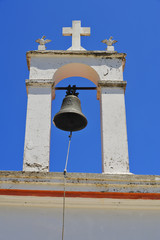 Glockenturm auf Kreta