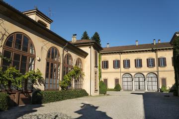 Canonica al Lambro (Italy)