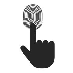 Sign touch, fingerprint