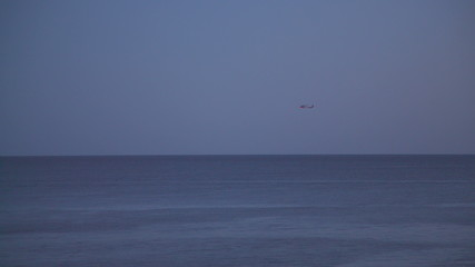 helicopter sea search