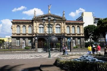 National Theatre of Costa Rica - San José  Hauptstadt Costa Rica
