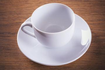 Taza y plato