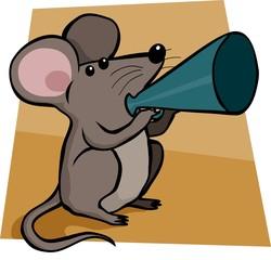 Megaphone Mouse
