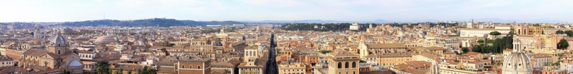 rome panoramic
