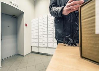 post-office
