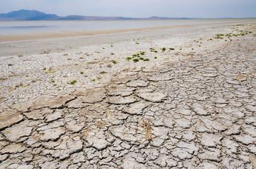 Drying Great Salt Lake