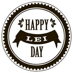 Happy Lei Day