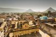 View of Pushkar City, India