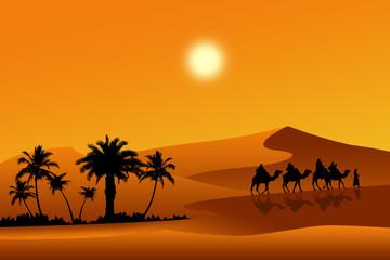 Afrique Désert