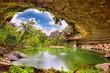 Hamilton Pool sink hole, Texas, United States