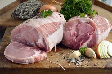 roti de porc filet sans os
