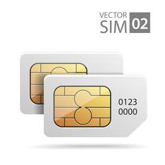 SimCardVectorImage02
