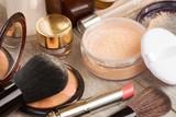 Fototapety Basic make-up