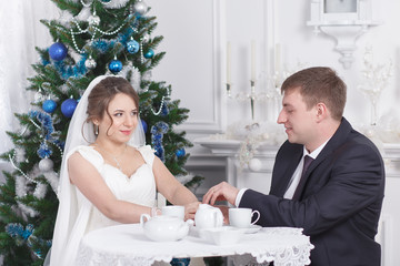 Wedding in the new year