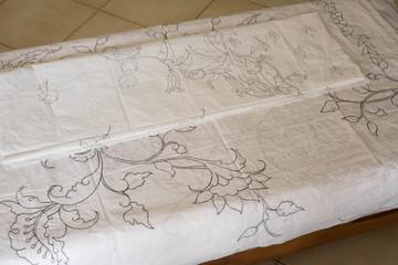 Batik templates