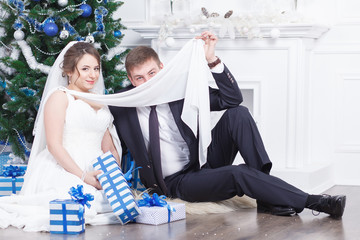 groom gives gifts