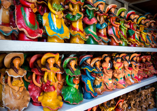 Caribbean souvenirs in Dominican Republic - 77224069