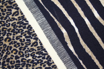 textiles leopard