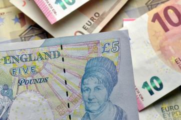 Pound sterling Libra esterlina Sterlina britannica 英镑